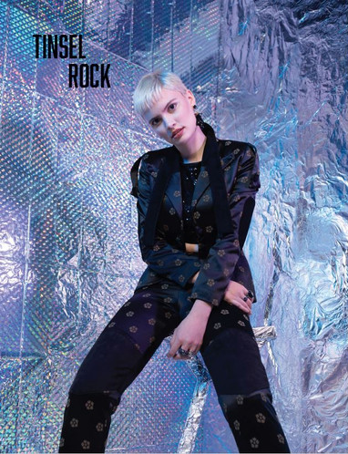 Tinsel Rock - Archive The Mag