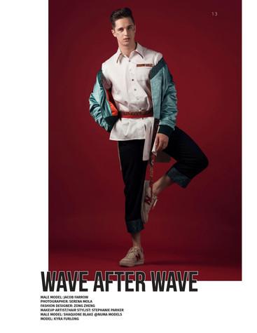 Wave After Wave - Shuba Magazine