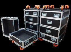 cases line array