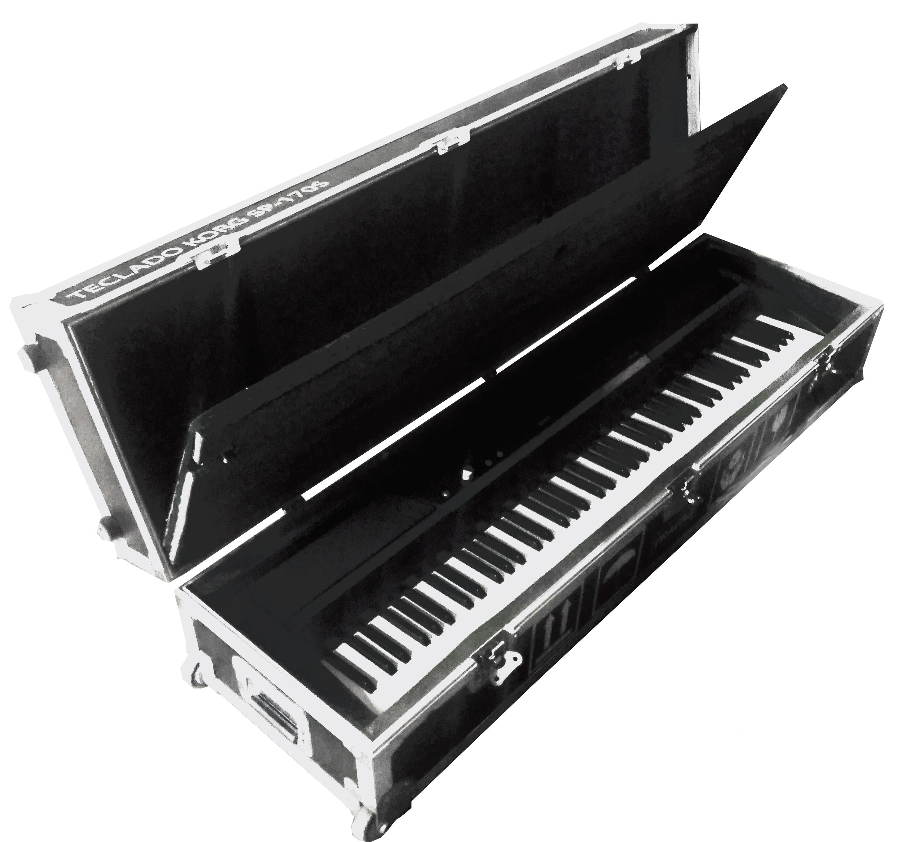 RACK CASE PARA PIANO