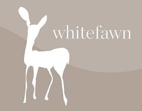 White Fawn logo