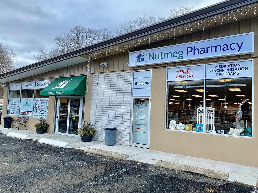 Nutmeg Pharmacy Higganum exterior.jpg