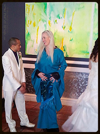 Jeannie Blaha, Officiant Ceremonies, Angel Ceremonies, Take a Walk with Your Angels, Officiant