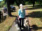 Jeannie Blaha, Angel Lady, Take a Walk with Your Angels, Walk with Angels, Angel Dog Lady, Angels