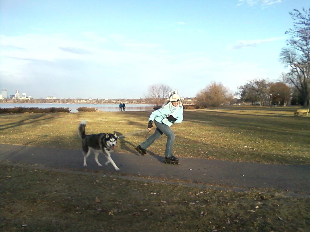 Skate Dog Garcon