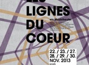 "DVD 2013 Gemeinschaftsproduktion ""Les Lignes du Coeur"""
