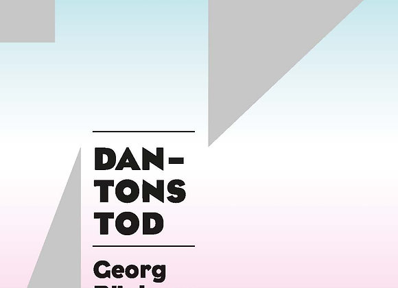 """DVD 2014 Büchner """"Dantons Tod"""""""