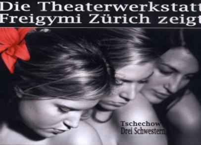 """DVD 2004 Ackeret """"Drei Schwestern"""""""