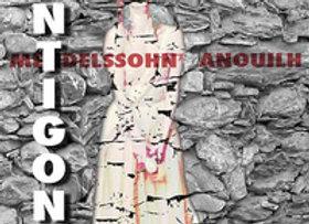 """DVD 2006 Anouilh/Mendelssohn-Bartholdy """"Antigone"""""""