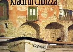"""DVD 2005 Goldoni """"Krach in Chiozza"""""""