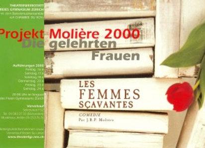 """DVD 2000 Molière """"Die gelehrten Frauen"""""""