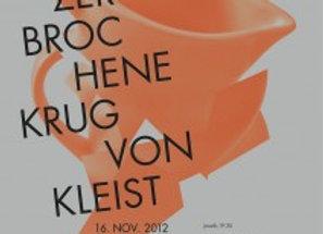 """DVD 2012 Kleist """"Der zerbrochene Krug"""""""