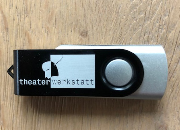 Theaterwerkstatt USB Stick