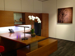 NYC corporate private office