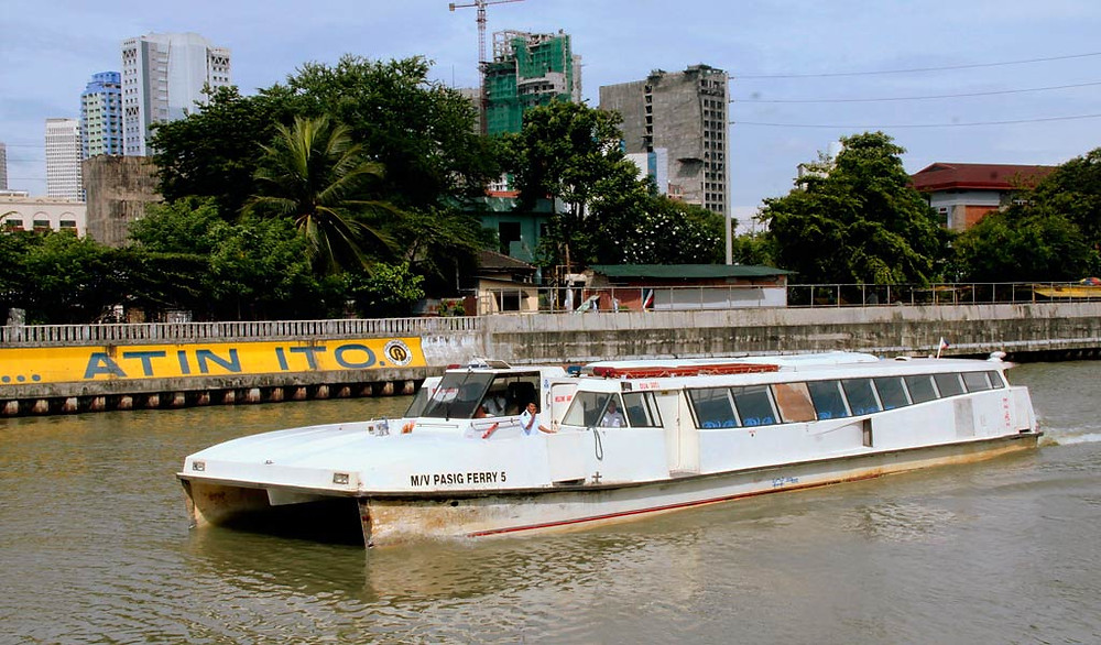 Pasig River Ferry - 5 Convenient Ways to Travel in Manila