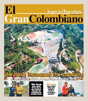 El Gran Colombiano Enero