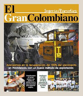 El Gran Colombiano Octubre