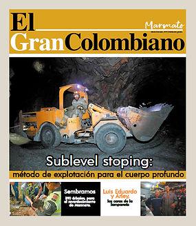 El Gran Colombiano Diciembre
