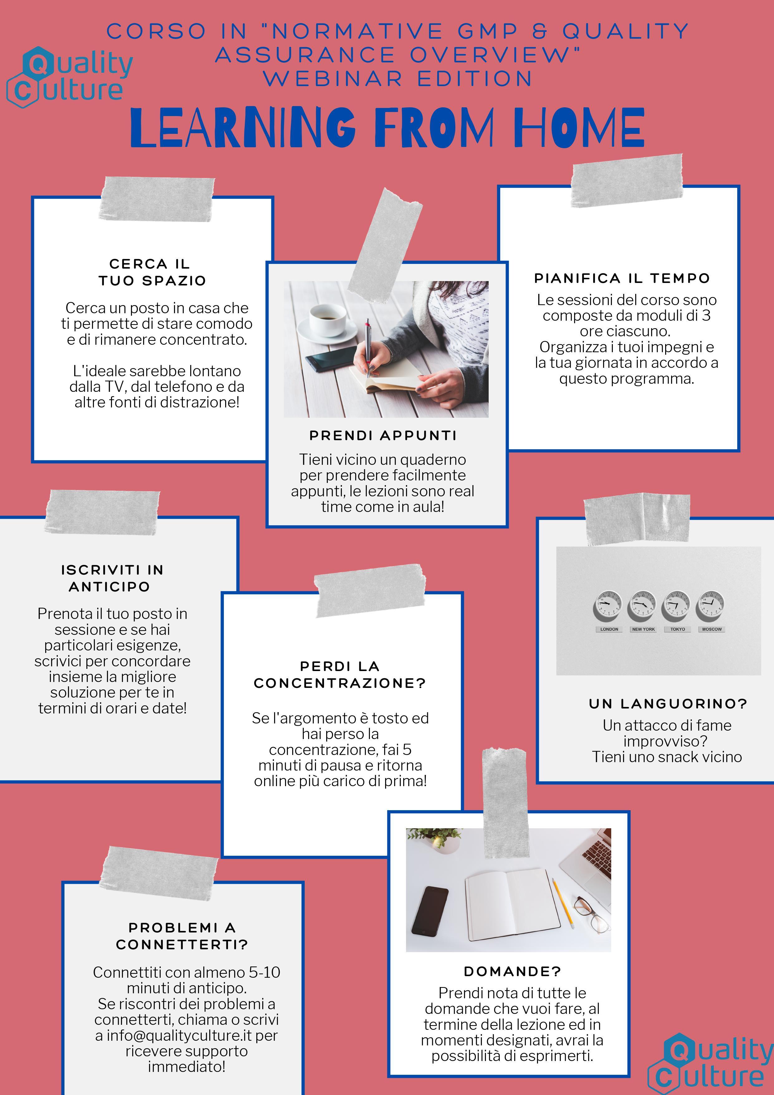 Webinar Maggio