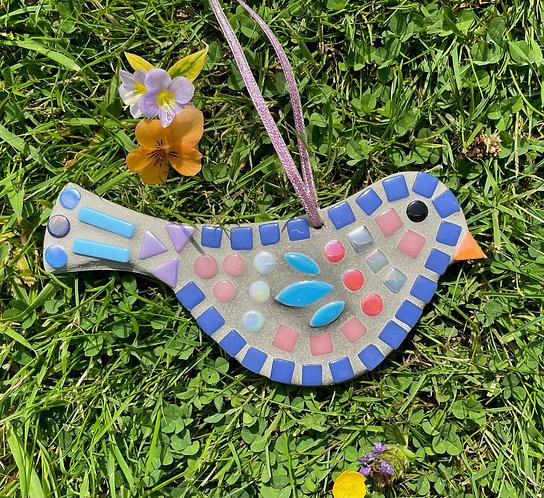 Bird Mosaic Kit