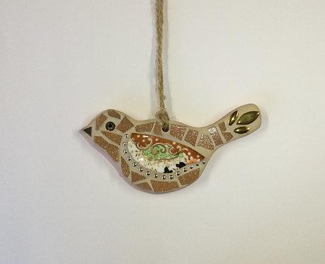 Indoor China Mosaic Bird
