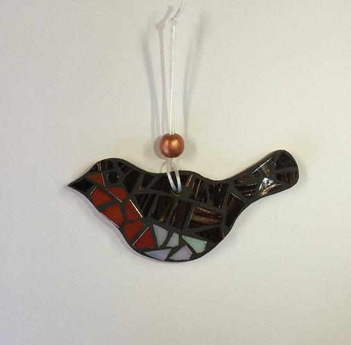 Indoor Mosaic Bird