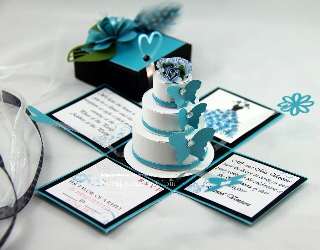 Tarjetas De Invitacion Para Matrimonio Originales