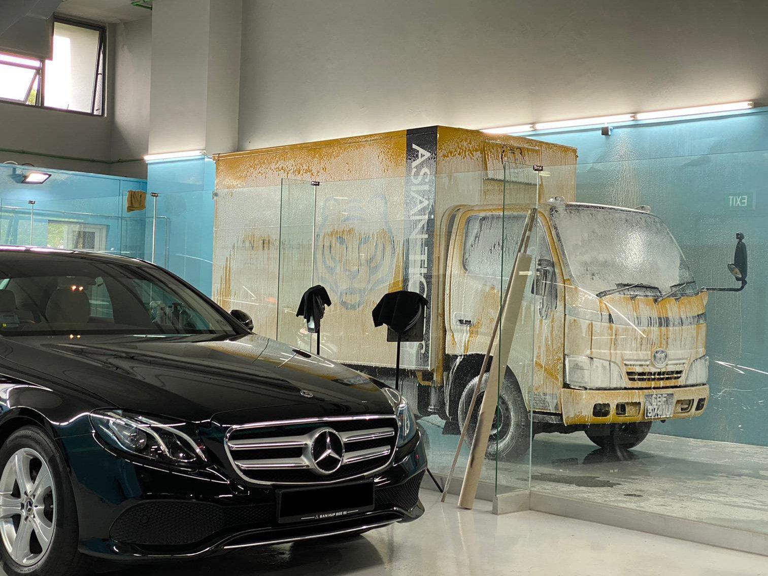 Car Wash & Vacuum