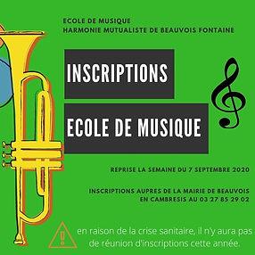 Ecole de musique harmonie mutualiste de