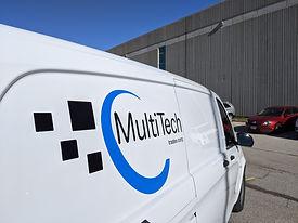 MultiTech Van