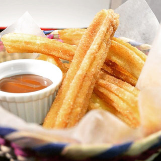 Cold  days___ Come and get churros and c