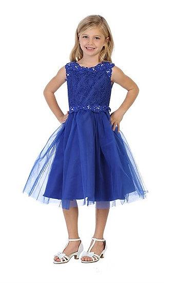 3876 - bleu royal