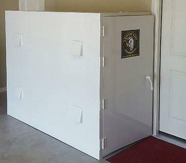 WorkBench stor shelter and safe room