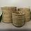 Thumbnail: Seagrass Woven Basket