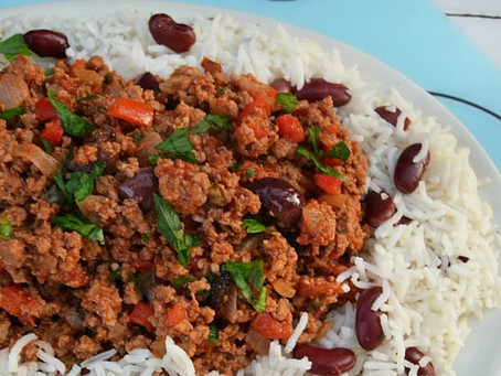 Cook Your Way Out Of Covid - Miami Beef Picadillo.