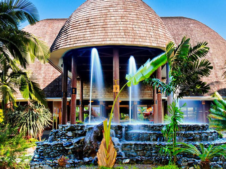 Beautiful Samoa: Getting Pampered In Paradise