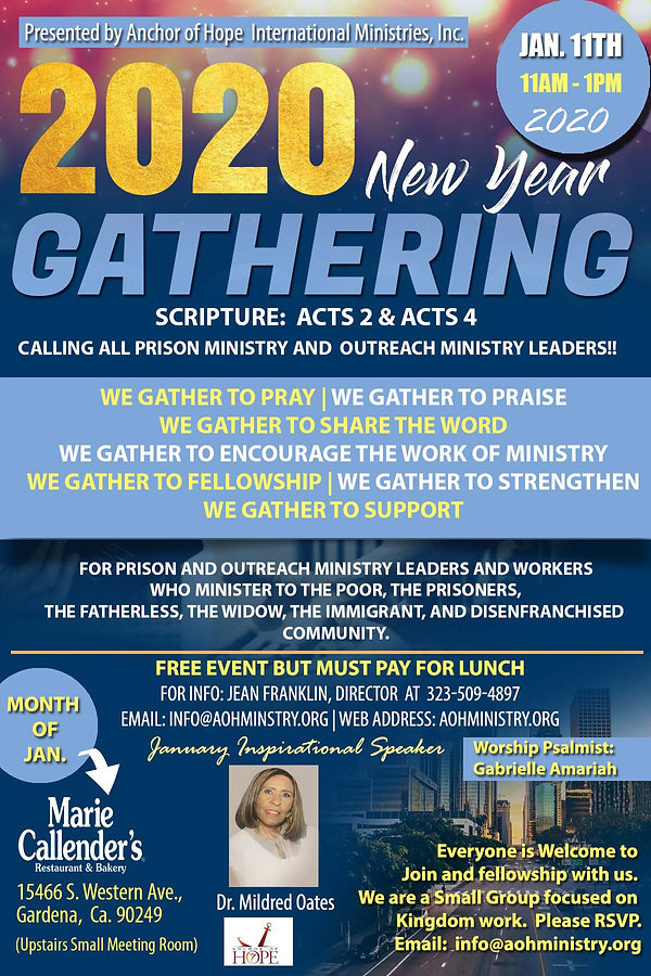 anchor of hope the gathering-jan 12.12.1