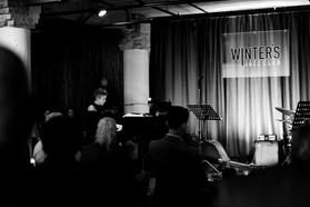 Isabella Isherwood at Winter's Jazz Club