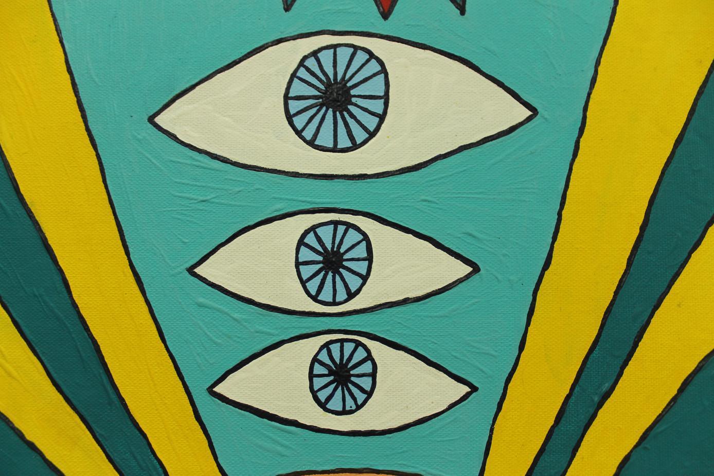 Око, яким ти дивишся на Бога, і око, яким Бог дивиться на тебе – одне і те ж