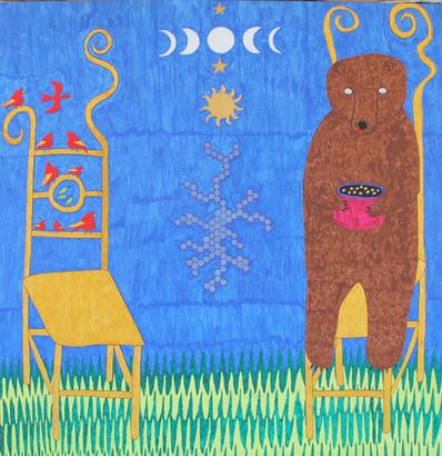 Ведмідь і ніч