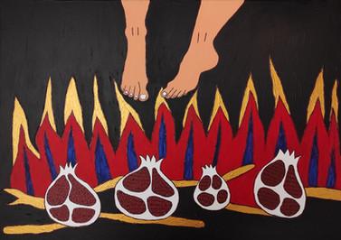 Ноги Святого Партенія