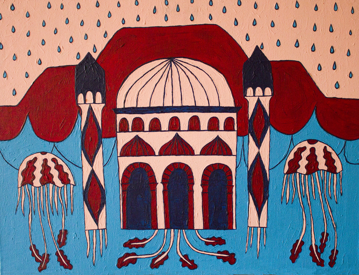 Підводна мечеть Маріуполя