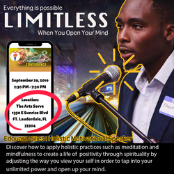 Limitless event best in me conference