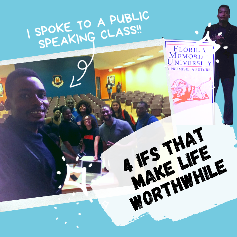 Public Speaking Class Speech