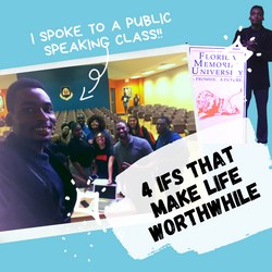 Public Speaking Class Speech