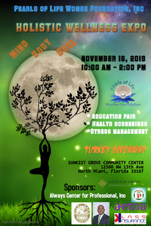 Holistic Wellness Expo By Pearls of Life