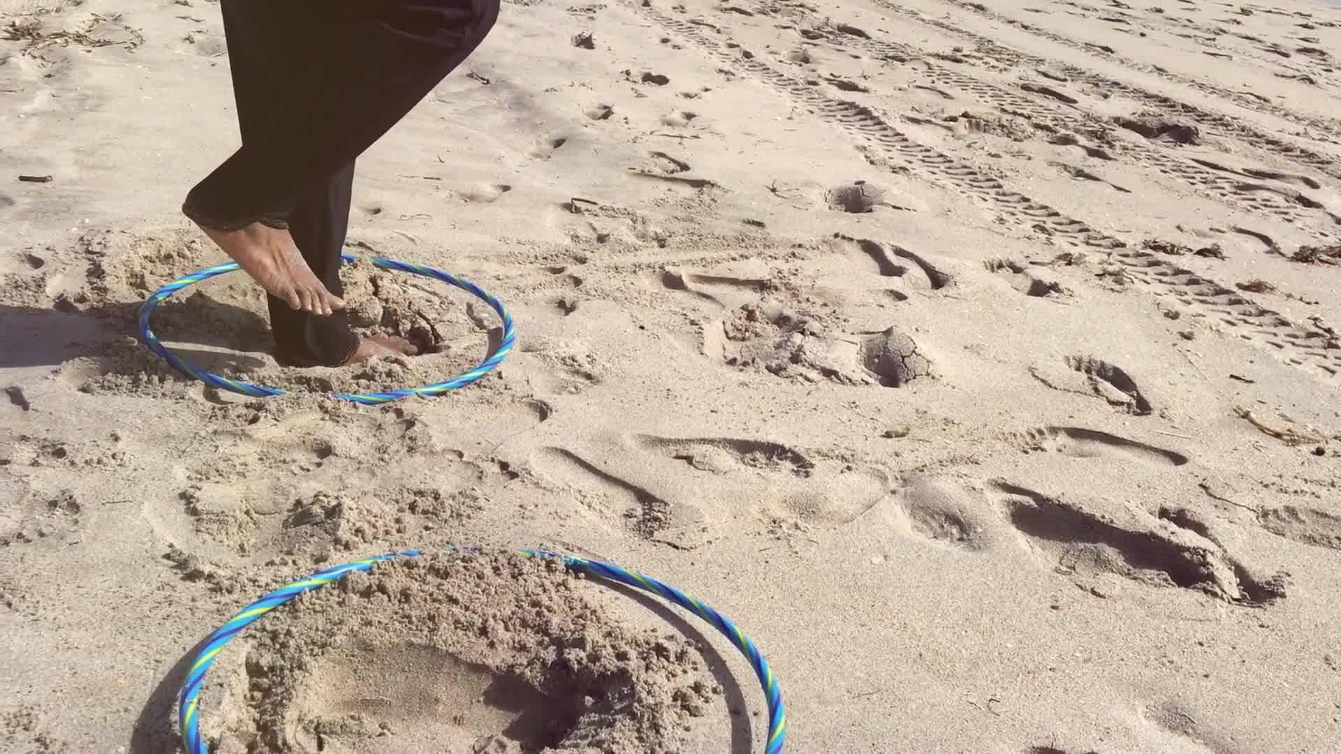 FLEX at the Beach