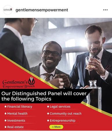Gentlemen's Empowerment Brunch