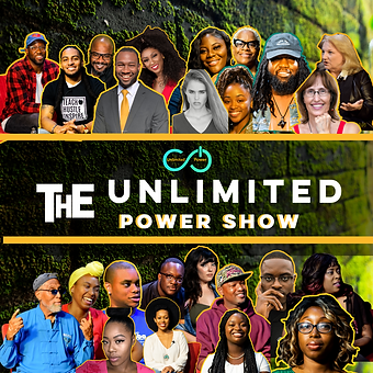 The Unlimitd Power Show Cover with Guest