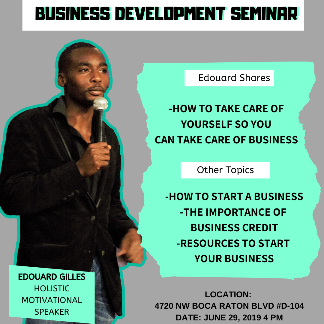 Business Development Seminar